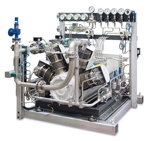 air compressor / nitrogen / natural gas / for oxygen