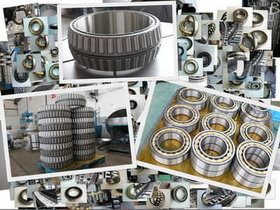 tapered roller bearing / double-row / steel