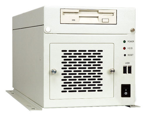 Embedded PC chassis / industrial PAC-106G IEI INTEGRATION