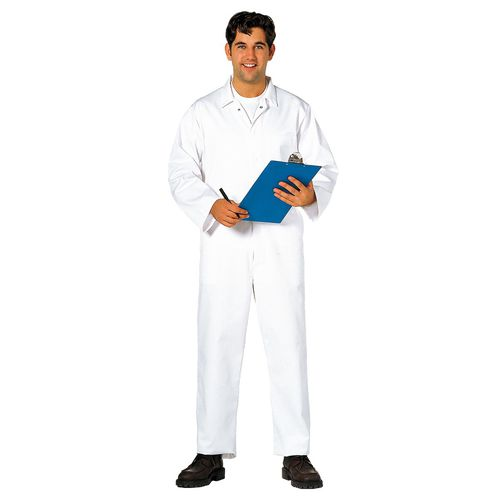 work coveralls / fabric / for the food industry