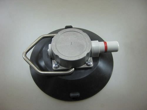 flat suction cup / clamping
