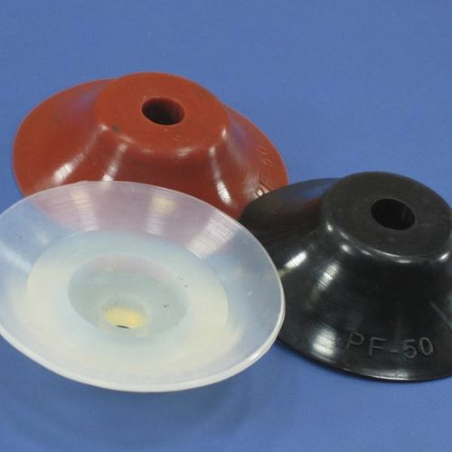 flat suction cup / for marble and glass clamping