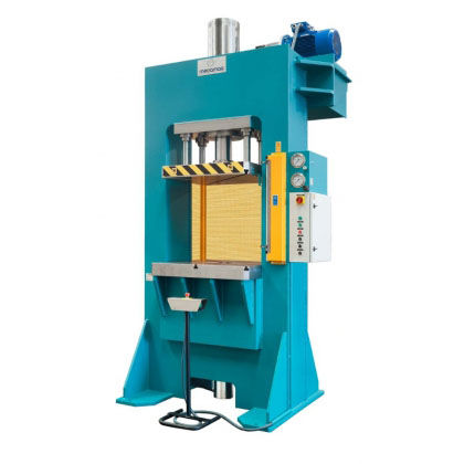 hydraulic press / forming / double-action / custom
