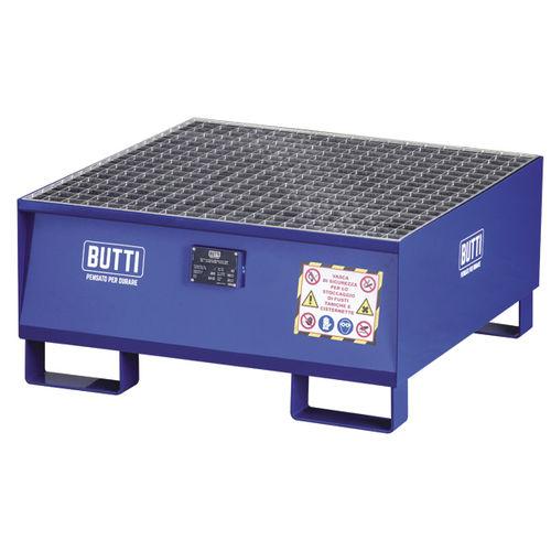 1-drum containment bund - BUTTI