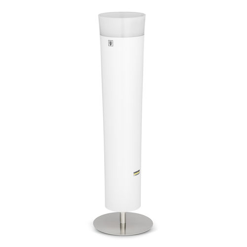 floor-standing air purifier / filter / plasma / multi-stage