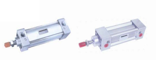 Pneumatic cylinder / double-acting ø 32 - 200 mm | SI series Ningbo Pneumission Pneumatic Inc