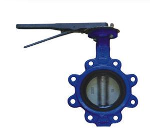 Disc butterfly valve / manual / lug type PN 10 | JV-BLE John Valve