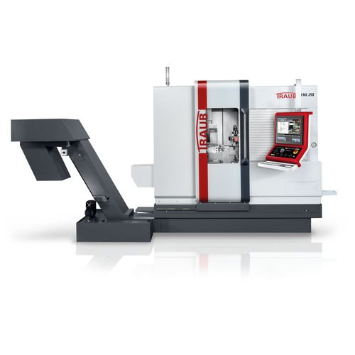 CNC lathe / 3-axis / high-performance