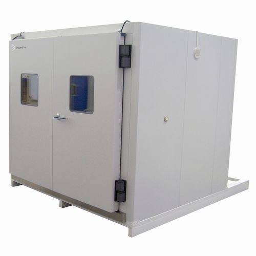 heat treatment oven / truck-in / electric / programmable