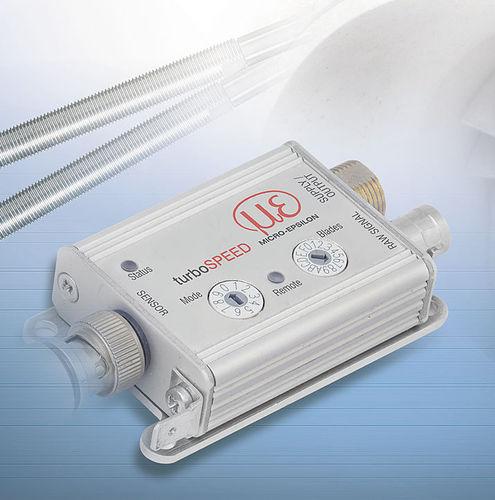 rotational speed sensor / eddy current / robust / compact