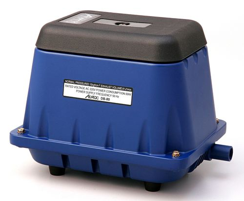 Air pump / diaphragm / blower / oil-free 110 - 240 VAC, 47 - 86 l/min | DBMxx series Diann Bao Inc.