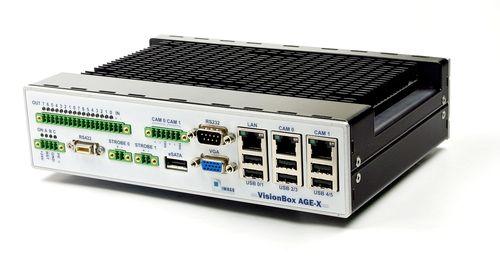 PC based machine vision system 1.66 GHz   VisionBox AGE-X  IMAGO Technologies GmbH