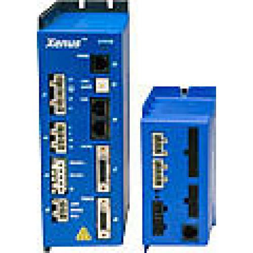 AC servo-controller / stepper / digital