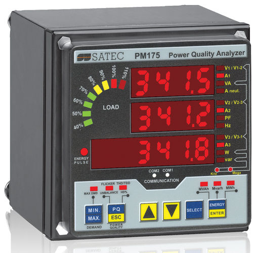 electrical network analyzer / power quality / data acquisition