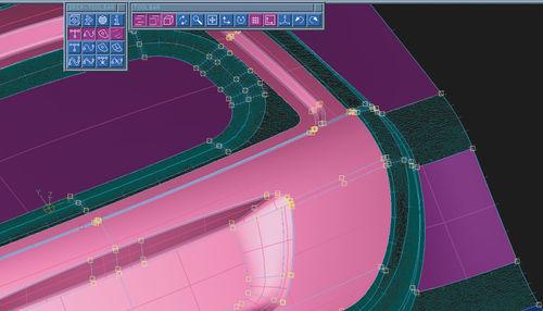 CAD software / FEM / reverse engineering REVERSER TEBIS