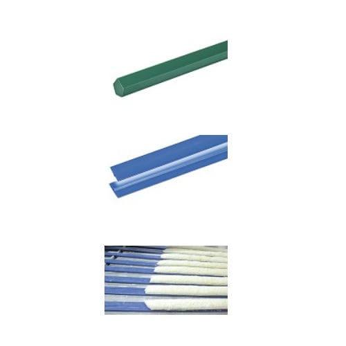 flat belt / V / polyurethane / handling