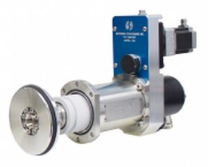 rotary magnetron / flat / for ion sputtering