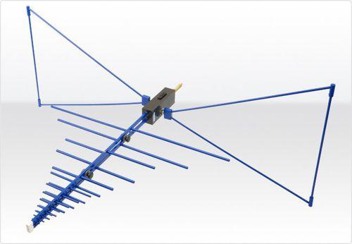 Radio antenna / biconical / log-periodic / hybrid HyperLOG20600 EMI Aaronia AG