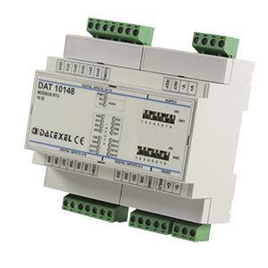Analog input module / Modbus RTU / RS-485 / remote DAT10016 DATEXEL SRL