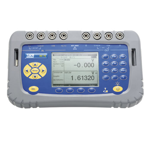multifunction calibrator / portable