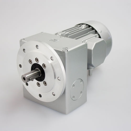 200 - 500 Nm gear-motor / DC / three-phase / parallel-shaft