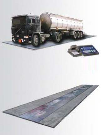 Vehicle weighbridge PPC series SIPI - Pesatura, Logistica e Automazione