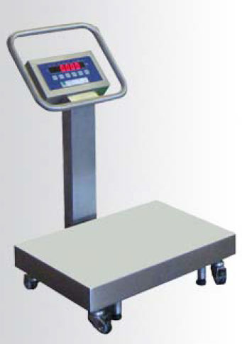 Platform scale / digital / mobile SIPI - Pesatura, Logistica e Automazione