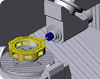 Programming software / CAD/CAM / 2-5 axis machining / 2D SolidMill® ESPRIT by DP Technology