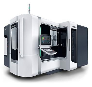 3-axis machining center / horizontal / high-speed / high-precision NHX 4000 DMG MORI