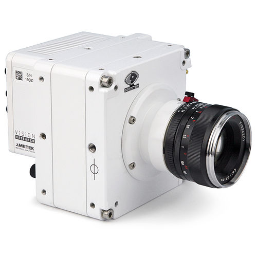 monitoring camera / full-color / CMOS / Ethernet