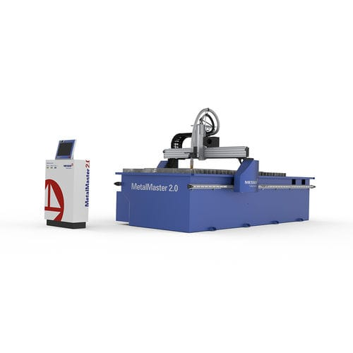 metal cut-off machine / CNC