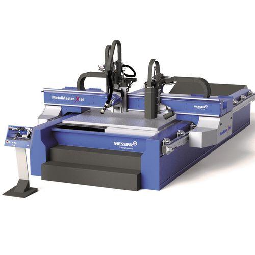metal cutting machine / plasma / fiber laser / sheet metal