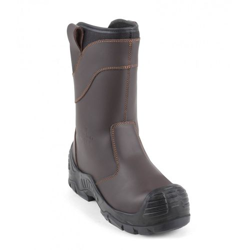 building safety boots / anti-slip / oil-resistant / anti-perforation