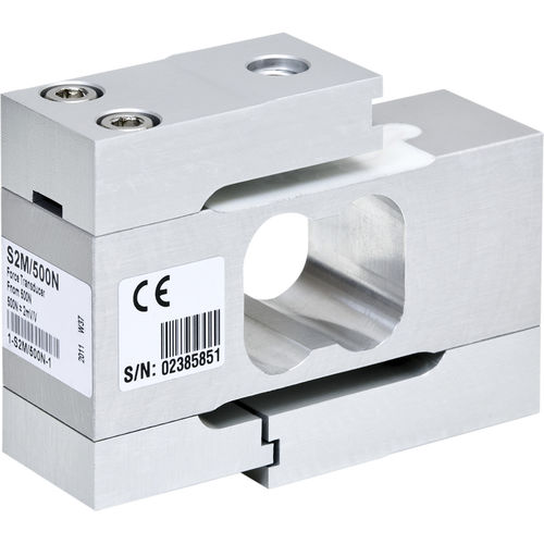 tension/compression load cell / S-beam / high-precision / IP67