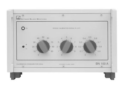 Reference value calibrator 225 Hz | BN100A  HBM Test and Measurement