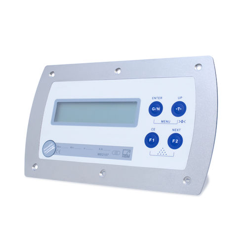 digital weight indicator / benchtop