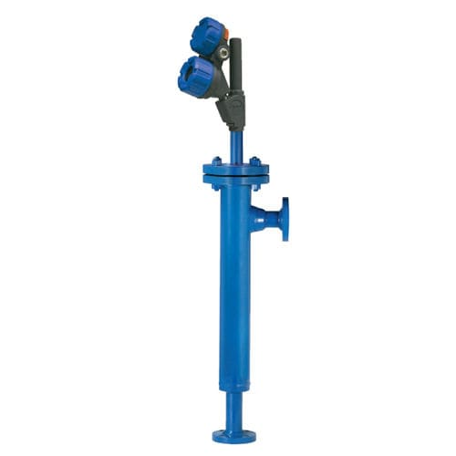 Displacer level transmitter / for liquids / for tanks / with digital display Modulevel® E3 MAGNETROL