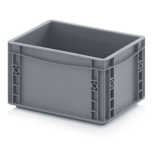 plastic crate / storage / transport / handling