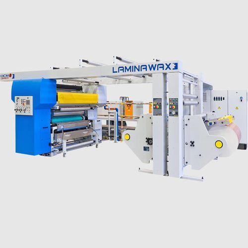 Coating / laminating system 800 - 1 300 mm, max. 300 m/min | Laminawax DCM ATN