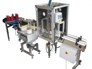 In-line capper / automatic / bottle 2 000 p/h | NTR, TAA, FT  Marin G. & C.
