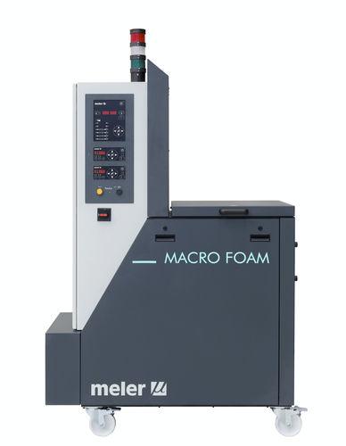 Adhesive foam melter Macro Foam Focke Meler Gluing Solutions, S.A
