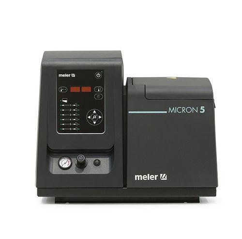 Hot melt glue melter / with piston pump micron series Focke Meler Gluing Solutions, S.A