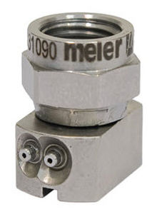 Straight jet nozzle / glue / bead / application S-beam series Focke Meler Gluing Solutions, S.A