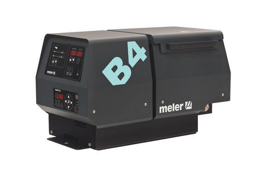 Hot melt glue melter / with gear pump B4 VS Focke Meler Gluing Solutions, S.A