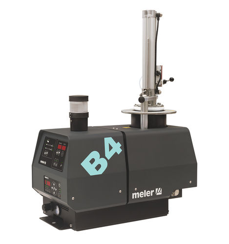 Hot melt glue melter / reactive polyurethane / with gear pump B4 NON STOP Focke Meler Gluing Solutions, S.A