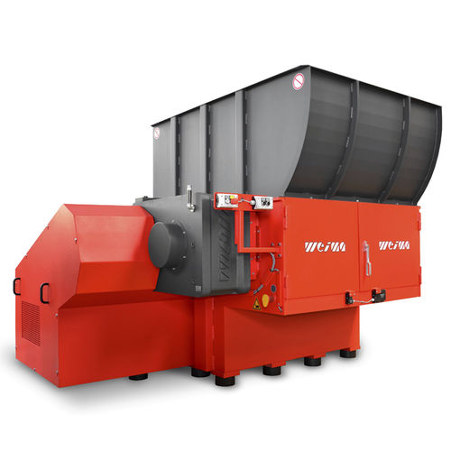 Single-shaft shredder / plastics 100 rpm | WLK 1500 WEIMA Maschinenbau GmbH