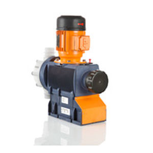 chemical pump / electric / diaphragm / industrial