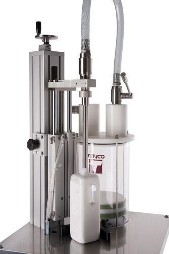 liquids dosing dispenser / water / volumetric / piston