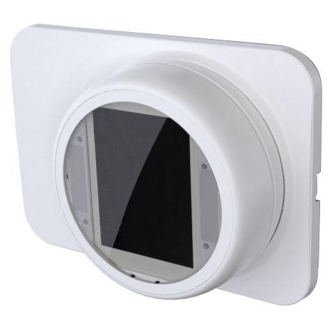 wall-mount enclosure / modular / ABS / electronic equipment