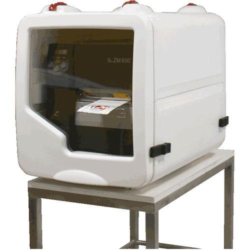 handheld enclosure / for desktop computers / rectangular / polycarbonate